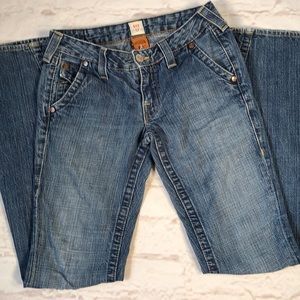 True Religion Jeans. Size 28.  512 style